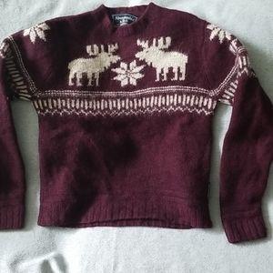 Abercrombie & Fitch woolen sweater